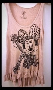 Lauren Moshi/ Disney Couture TOP! RARE FIND!